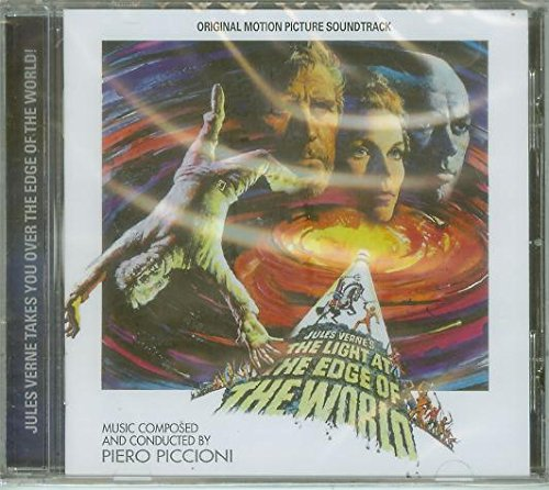 Piero Piccioni-The Light At The Edge Of The World-REMASTERED OST-CD-FLAC-2014-NBFLAC Download