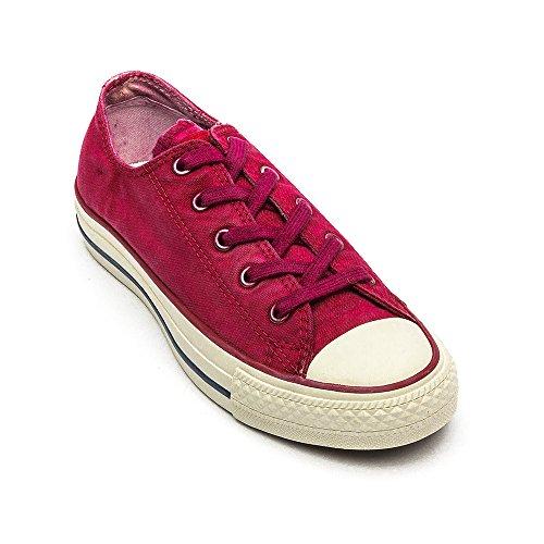 Converse Chuck Taylor All Star Wash Ox, Unisex - Erwachsene Sneaker Rose