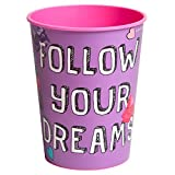 Jojo Siwa 16 oz Party Stadium Cup (Follow Your Dreams)