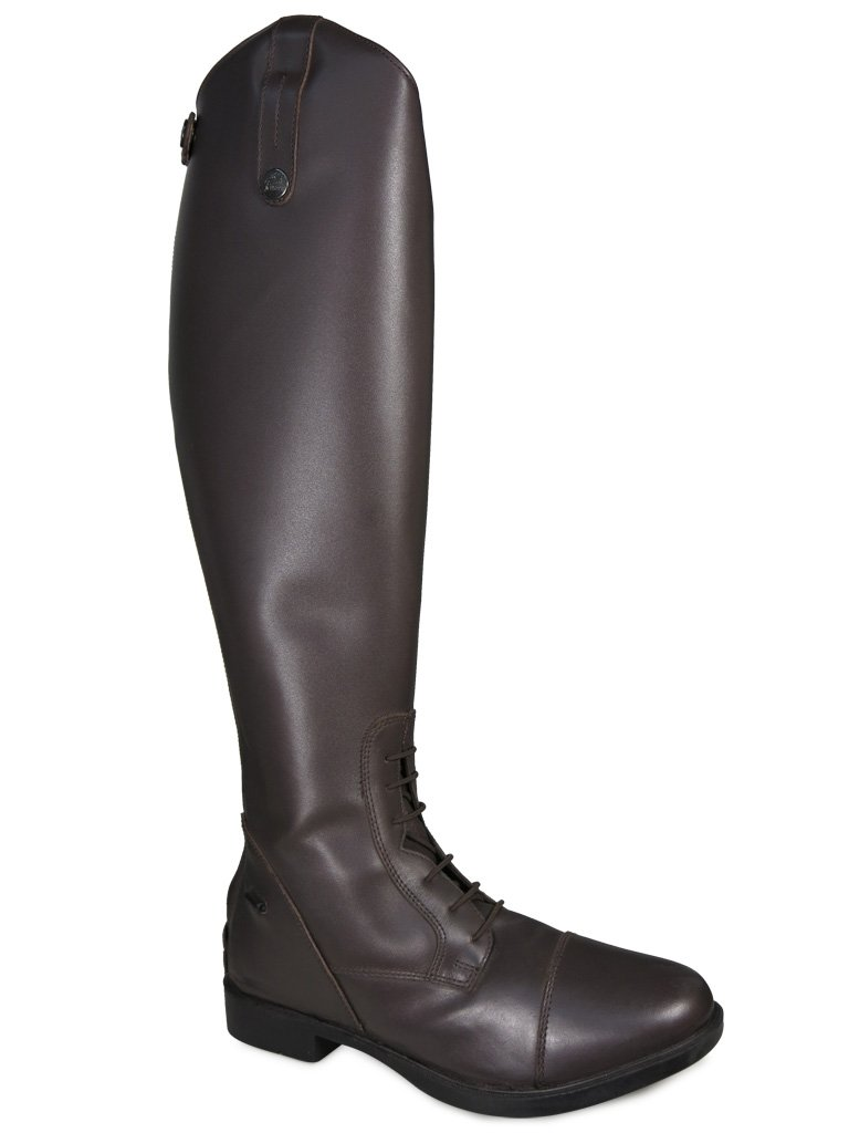 Adults Leather Riding Showing Jumping Dressage Jodhpur Tall Long Boot Size 3-10 Horka