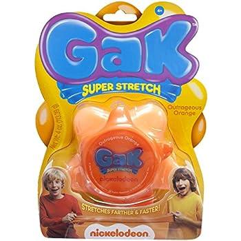 GAK Art Dough, Outrageous Orange