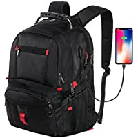 E-MANIS Large Laptop Backpack for Women and Men