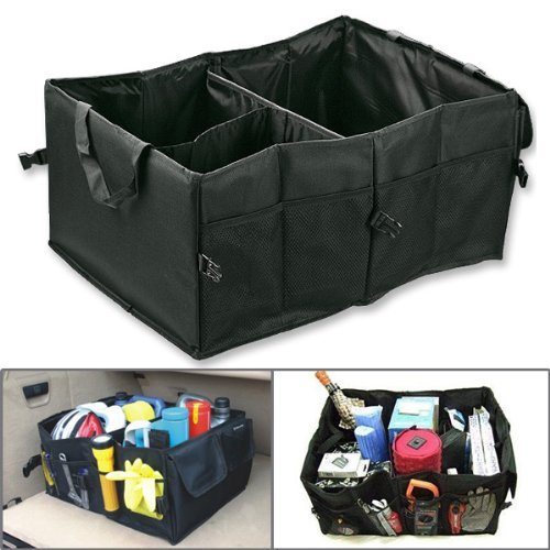 Marrywindix-Multipurpose-Black-Oxford-Fabric-Foldable-Car-Cargo-Storage-Case-for-Travel-Vacation-Camping