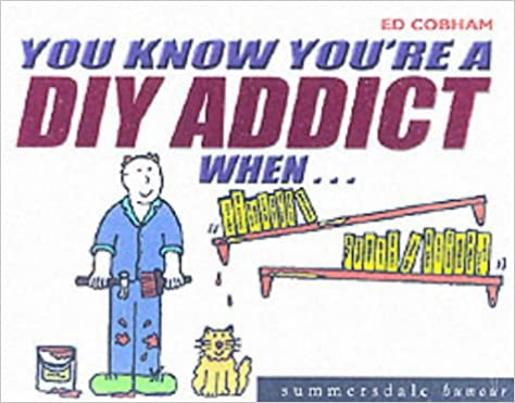 Book You Know You're a DIY Addict When.... (Summersdale humour)
