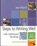 Stps Writ Well W/Rdgs -Ie In, Wyrick, 1413010431