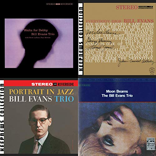 Best of Bill Evans (The Best Of Bill Evans)