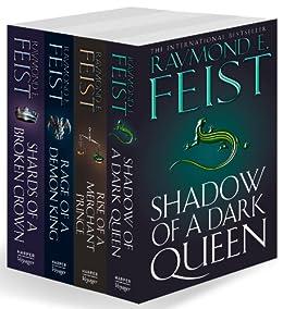 The Serpentwar Saga (4 books) - Raymond E. Feist