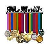 Swim Bike Run Women - Triathlon Medal Hanger
