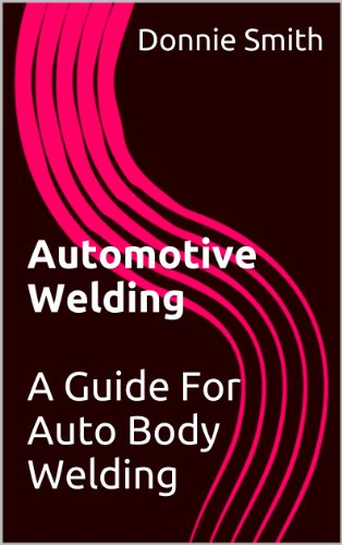 Automotive Welding: A Guide For Auto Body Welding (Collision Blast Basic Auto Body and Paint Training Book 5)