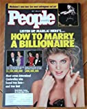 People Weekly Magazine May 7, 1990 (How to Marry a Billionaire: Marla Maples cover; Madonna's new tour: her most outrageous yet)