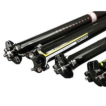 TOSEEK Full Carbon Bike reggisella reggisella 350/x 27.2/30.8/31.6/mm