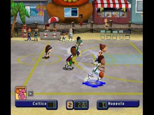 Ordinaire Amazon.com: Backyard Basketball   PlayStation 2: Artist Not Provided: Video  Games
