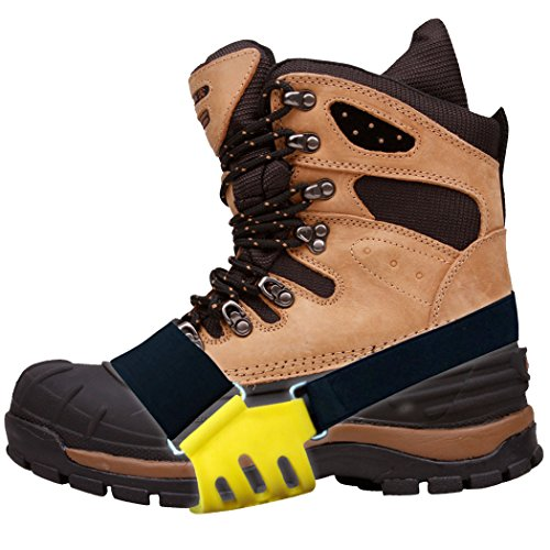 Safety Care Ice Claws - Snow & Ice Traction Cleats - Fits All Adult Boot Sizes by Safety Care (Image #3)