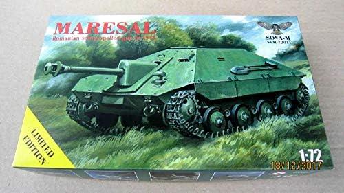 Details about  /Sova model 72011 /'Maresal/' M-04 Romanian Tank Destroyer 1//72 scale model kit