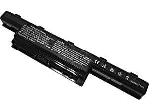 aowe Replacement Battery for ACER Aspire 5333 5336 5736Z 7251 PN: AS10D31 AS10D3E Laptop Battery 10.8V 4400mAh
