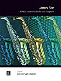 img - for 36 More Modern Studies For Solo Saxophone book / textbook / text book