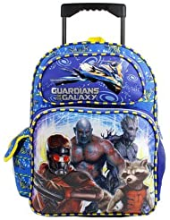 Guardian of the Galaxy - 16 Rolling Backackpack - Star Lord