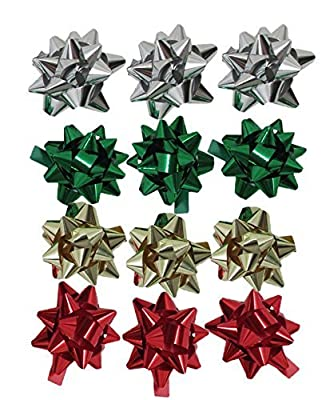 The Gift Bows, 12-Count