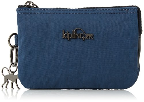 Kipling Creativity S, Bolso Bandolera Para Mujer, 15x24x45 Cm (w X H X L) Azul (satin Blue C)
