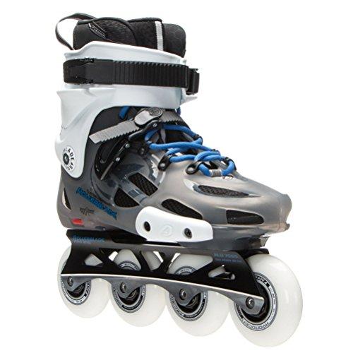 Rollerblade RB Twister Pro Limited Urban/SUV Skate, Grey/Blu