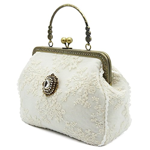 JBTFFLY Satchel Purses and Handbags for Women Vintage Shoulder Bags Evening Bags
