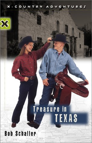 Treasure in Texas (X-Country Adventures)