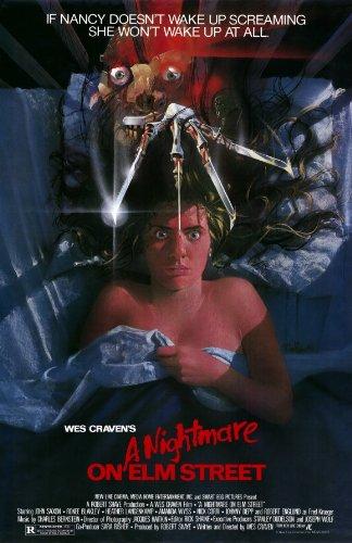 Amazon.com: Una pesadilla en Elm Street – 11 x 17 carteles ...