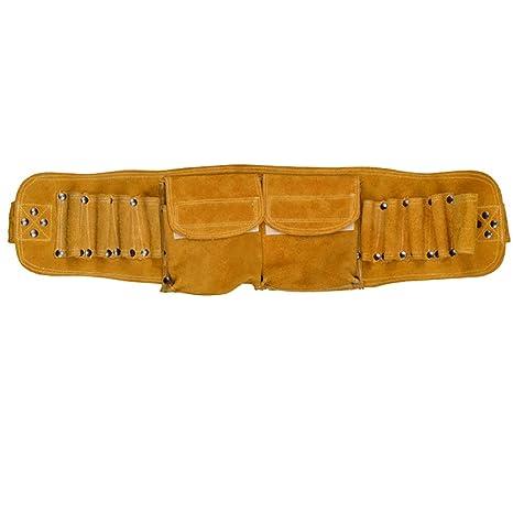 Bolsa de herramientas de cuero Bolsa de herramientas con ...