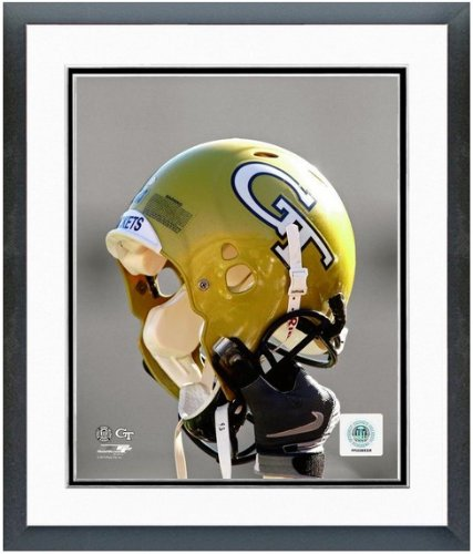 Georgia Tech Yellow Jackets Helmet - Georgia Tech Yellow Jackets Helmet Spotlight Photo 12.5