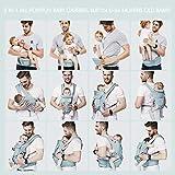 SONGMAY Ergonomic 360° Baby Soft