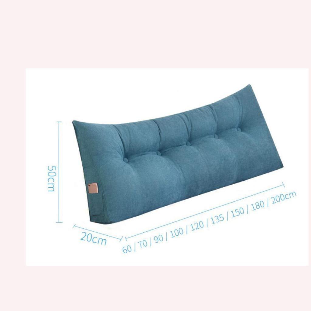 Amazon.com: Rich Color Wedge Pillow, Wedge backrest ...