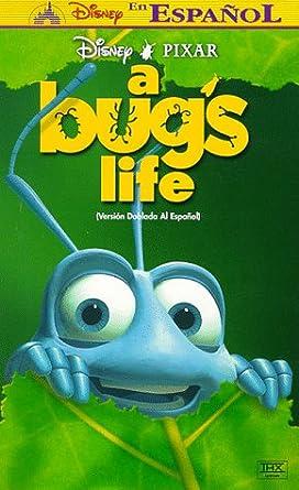 Amazon Com A Bug S Life 1998 Spanish Language Edition Vhs Bug S Life Movies Tv