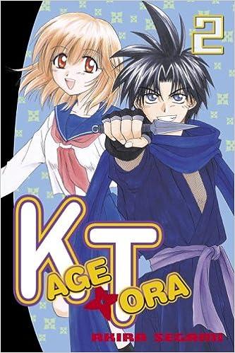 Kagetora 2: Akira Segami: 9780345491428: Amazon.com: Books