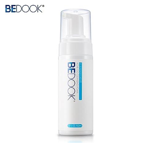 BEDOOK Espuma Limpiadora Acne-Go Crema Limpiadora Anti Acné Colágeno Hidrolizado Hidratante Suavizante Limpiador Espuma
