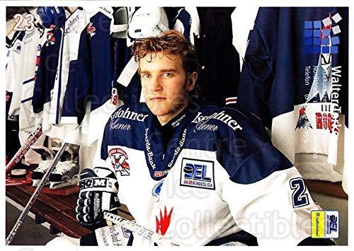 (CI) Franz Fritzmeier Hockey Card 2004-05 German Iserlohn Roosters Postcards 3 Franz Fritzmeier ()