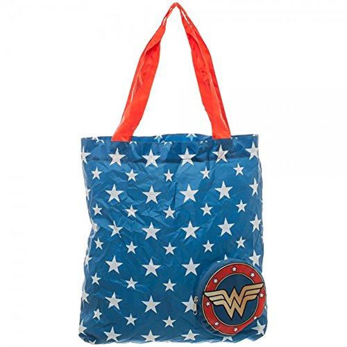 Price comparison product image DC Comics Wonder Woman Packable Tote Bag