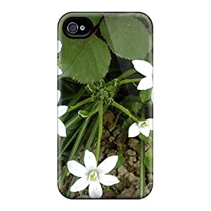 CyrLA-1182 Snap On Case Cover Skin For Iphone 4/4s(my Backyard)