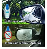 Anti Fog Spray Eyeglass Lens Cleaner, Long Lasting