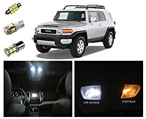 Amazon.com: Toyota FJ Cruiser LED Package Interior + Tag