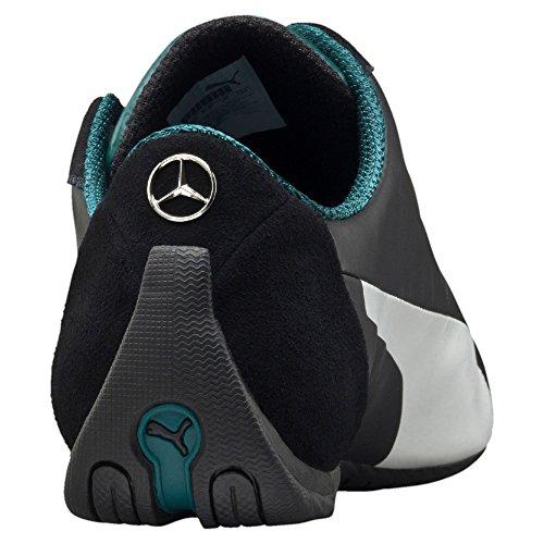 Puma Menns Mercedes F1 Amg Petronas Fremtiden Katt S2 Svarte Kjøre Sko Størrelse 11