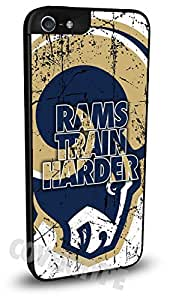 St. Louis Rams Cell Phone Hard Case for iPhone 5c