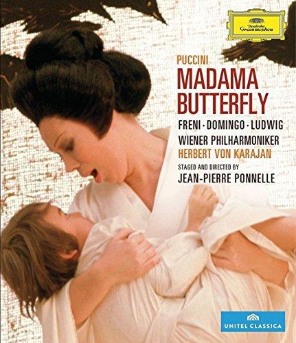 Mirella Freni - Madama Butterfly (Blu-ray)