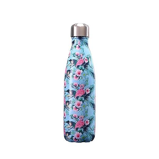 RXDRO Botella De Agua De Chillys, Botella De Agua De Frasco De ...