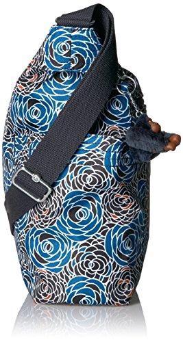Kipling Bag Hobo Piercing Posies Melvin Crossbody Solid g0wSpnqgIr