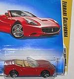 Hot Wheels 2009 Ferrari California New Models 38/42