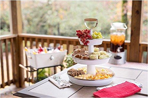1-x-3-tier-galvanized-metal-stand-outdoor-indoor-serveware-for-fruits-vegetables-food