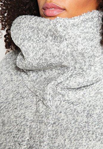 OBJECT OBJRAVEN - Damen Wollmantel / klassischer Mantel Gr. 38