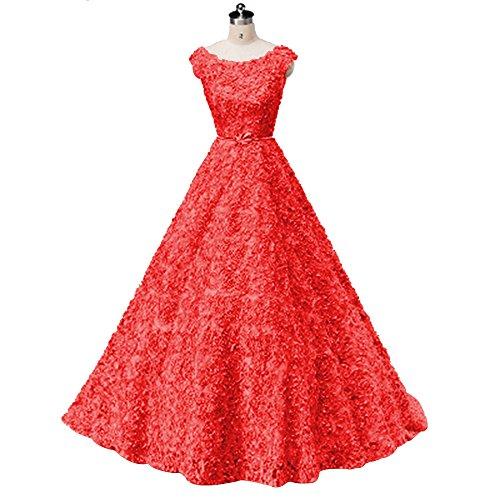 Solid Handmade line Tulle Cap Bridal Length A Sleeves A12 Annies Womens Flowers Floor CaSfntfqU