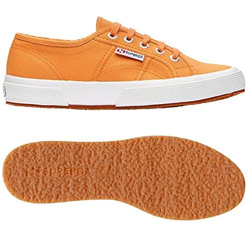 Superga - Zapatillas de deporte de tela para hombre ORANGE CLAY