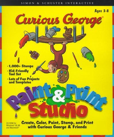 Download Curious George Paint & Print Studio ebook